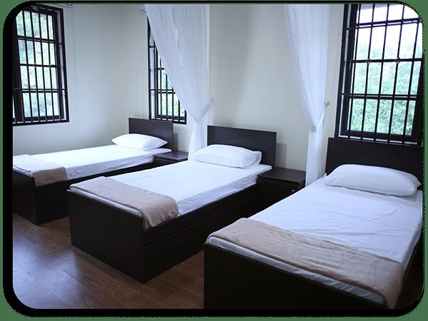 Ruang bilik tidur Laman Khaira