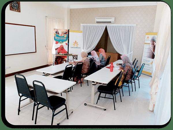 Ruang pembelajaran Laman Khaira