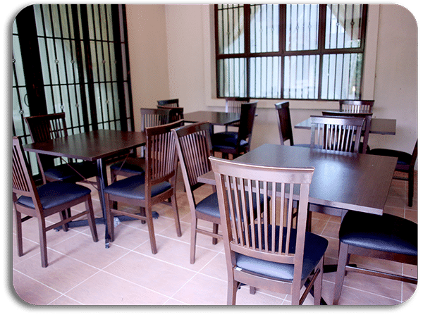 Ruang rehat Laman Khaira